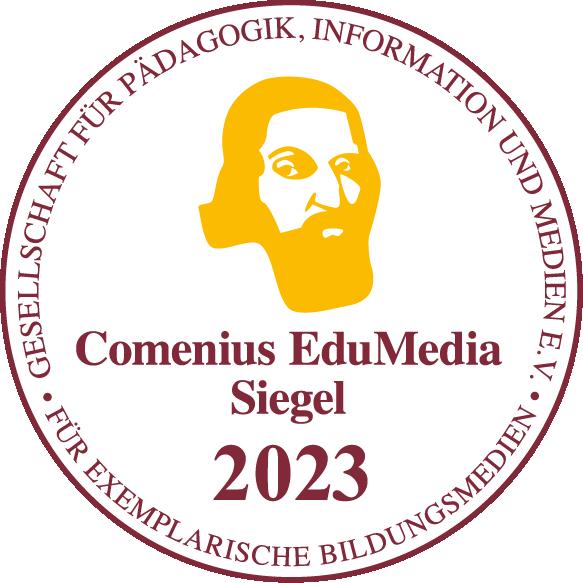 Comenius EduMedia Siegel 2018